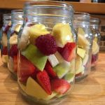 Easy Mason Jar Smoothies